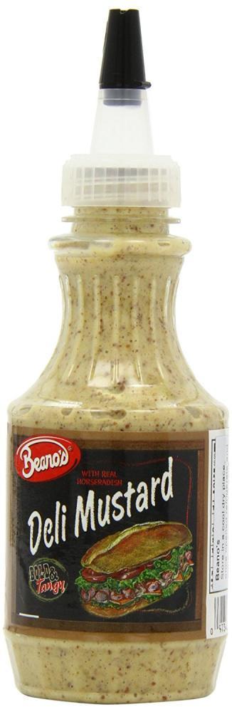 Beanos Deli Mustard 227g 227g