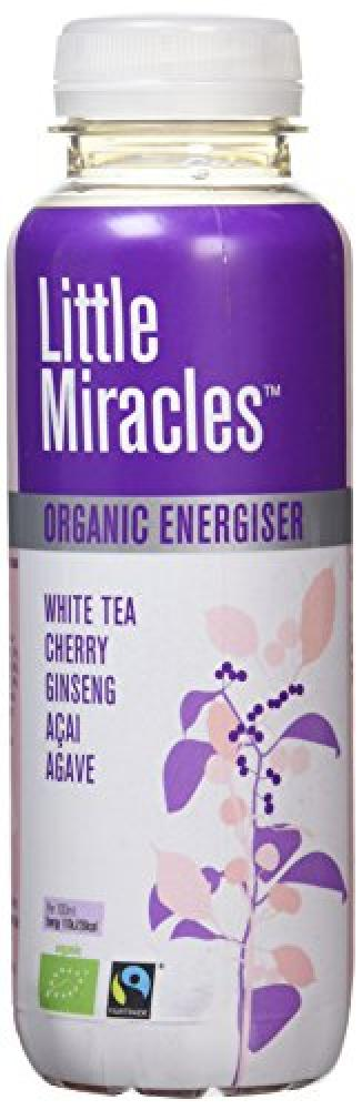 Little Miracles Organic White Tea Energy Drink 330 ml