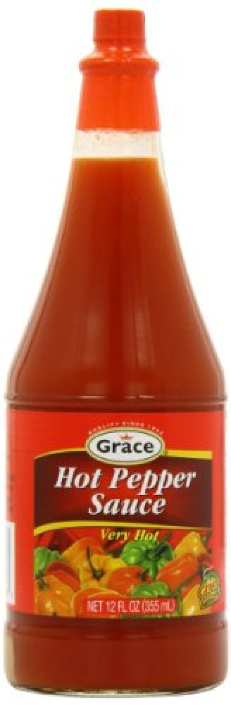 Grace Hot Pepper Sauce Extra Large 355 ml