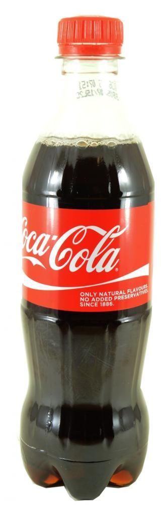 Coca Cola Bottle 500ml