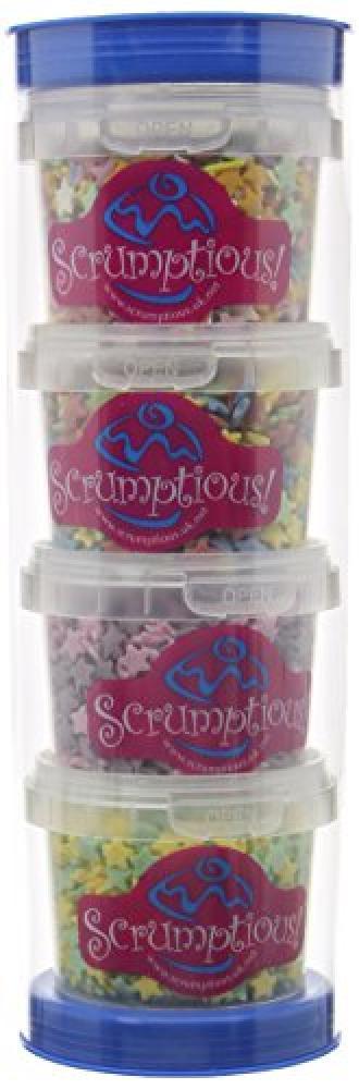 Scrumptious Sprinkles Sprinkle Caddy Stars