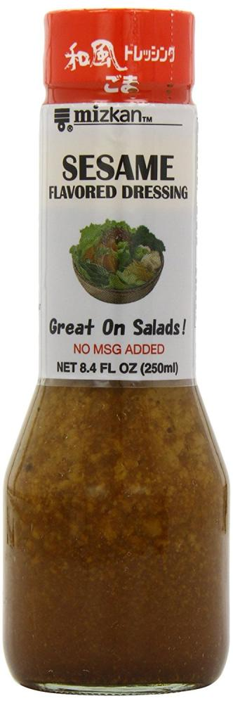 Mizkan Sesame Dressing 250ml