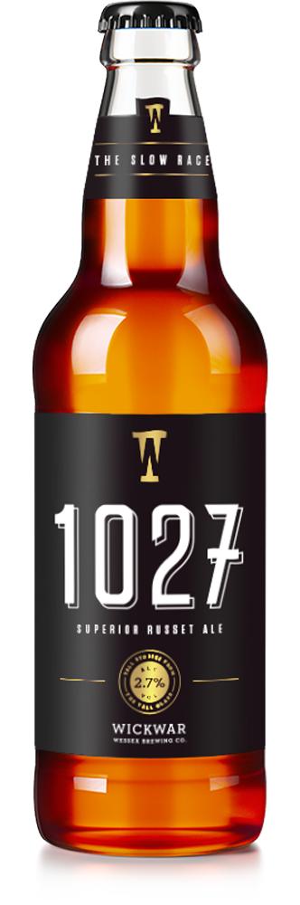 Wickwar 1027 Russet Ale 500ml