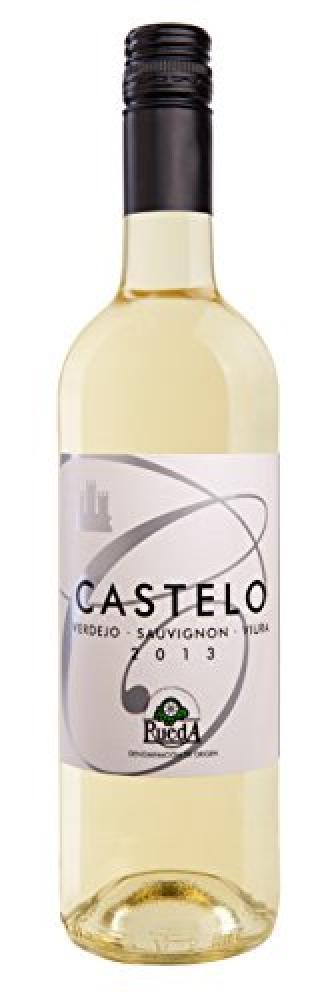 Castelo de Medina Verdejo Sauvignon Blanc Viura 2013 750ml