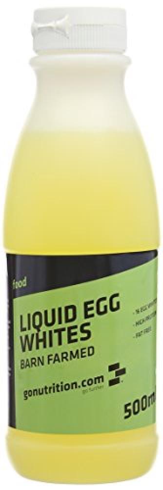 GoNutrition Liquid Egg Whites 500 ml