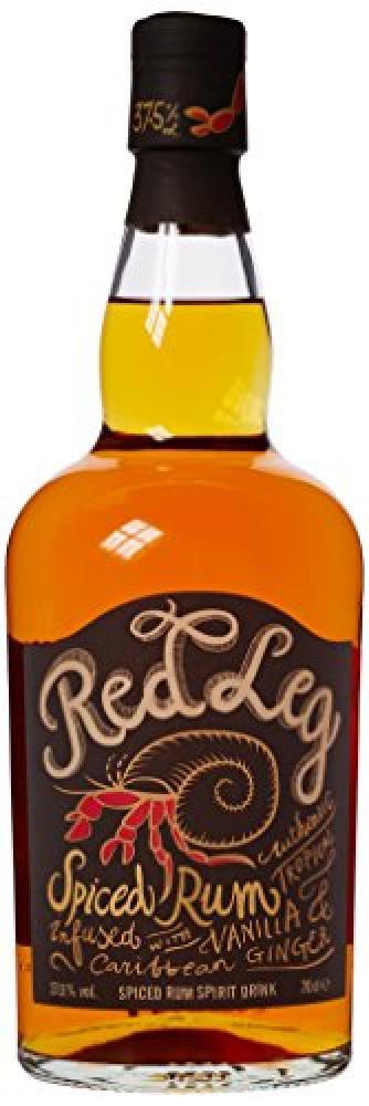 Red Leg Spiced Rum 70 cl
