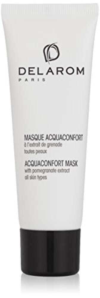 Delarom Acquaconfort Mask with Pomegranate Extract 50 ml