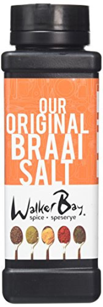 Walker Bay Original Braai Salt 400 grams