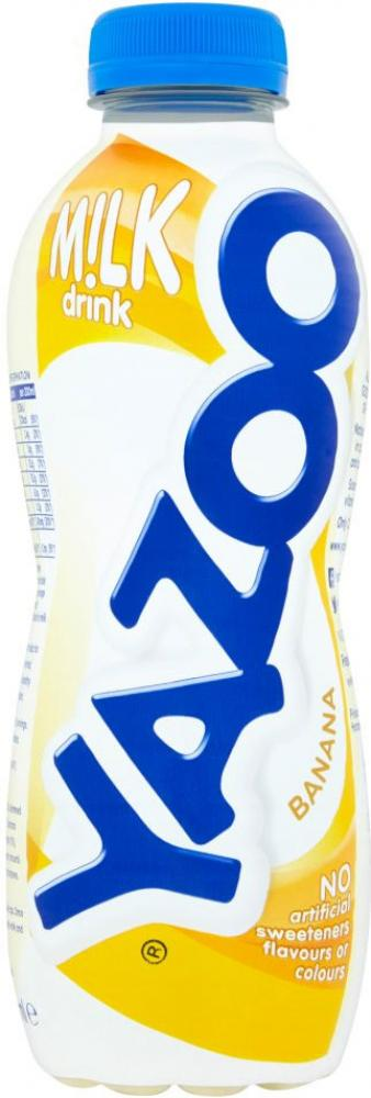Yazoo Banana Milk Drink 400ml