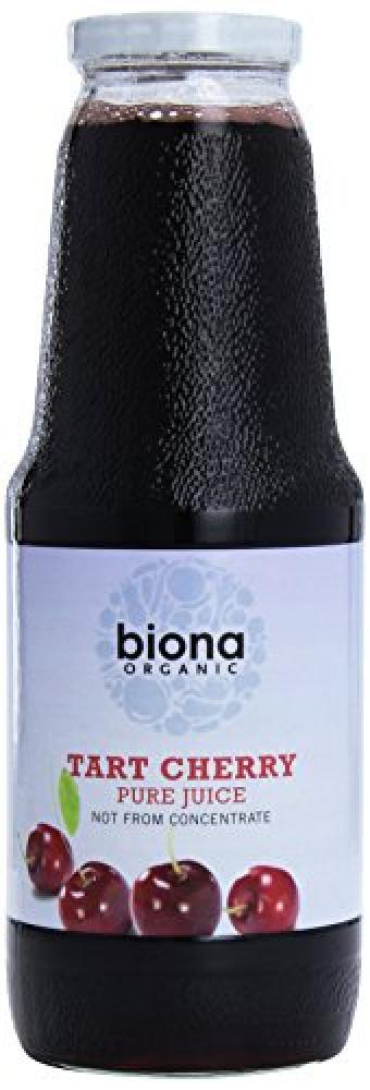 Biona Organic Pure Tart Cherry Juice 1 Litre