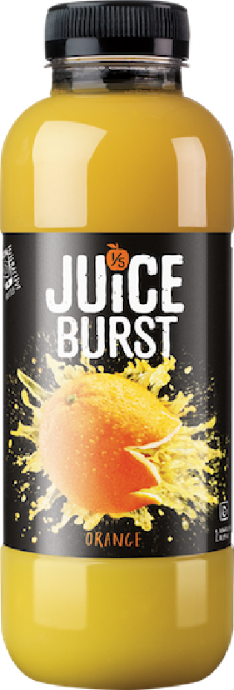 Juice Burst Orange 330ml