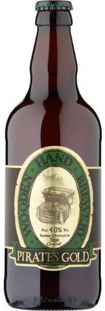 Wooden Hand Brewery Pirates Gold 500ml