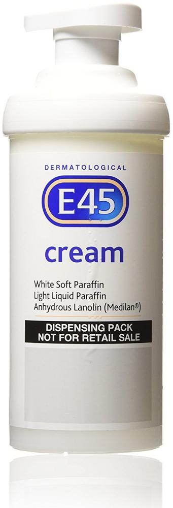 FURTHER REDUCTION  E45 Dermatological Cream - 500 g