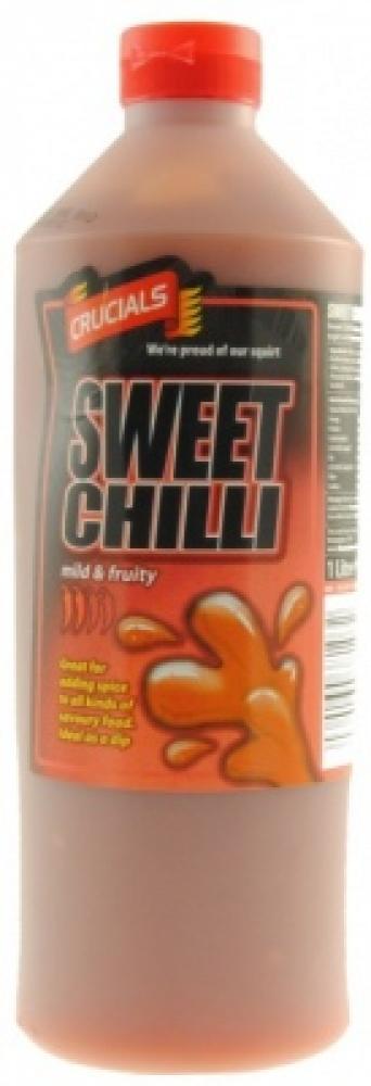 Crucials Sweet Chilli 1 Litre