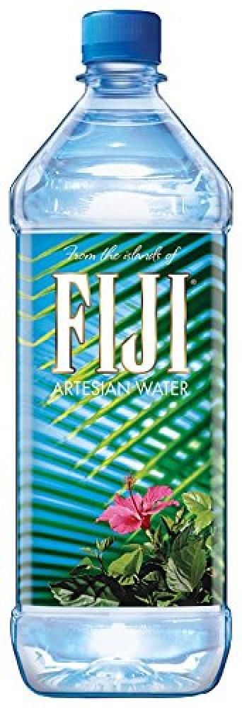 Fiji Natural Artesian Water Bottle 1 L