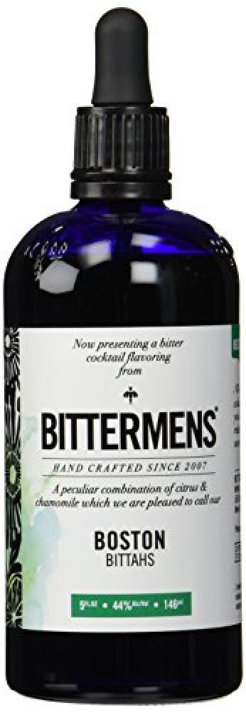 Bittermens Amere Nouvelle Bitter Orange Liqueur 500 ml 146ml