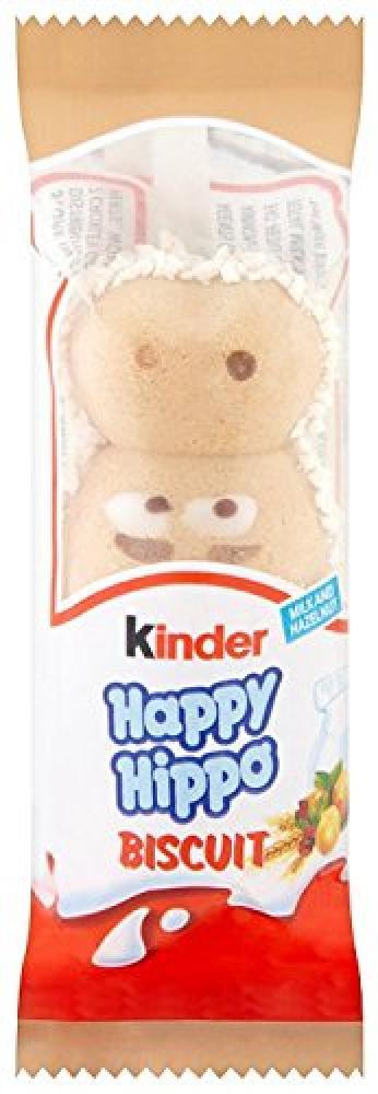 Kinder Happy Hippo Milk and Hazelnut Biscuit 20 g