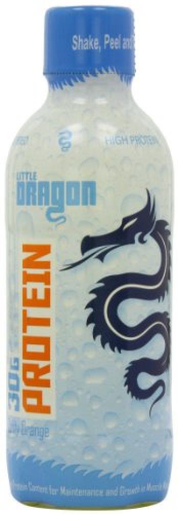 Little Dragon Protein Drink Orange Flavoured 375 ml