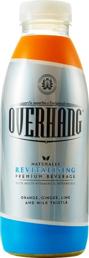 Overhang Orange Ginger Lime and Milk Thistle 500ml