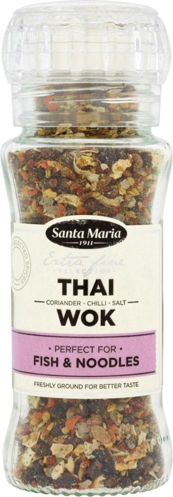 Santa Maria Thai Wok Seasoning Grinder 87g