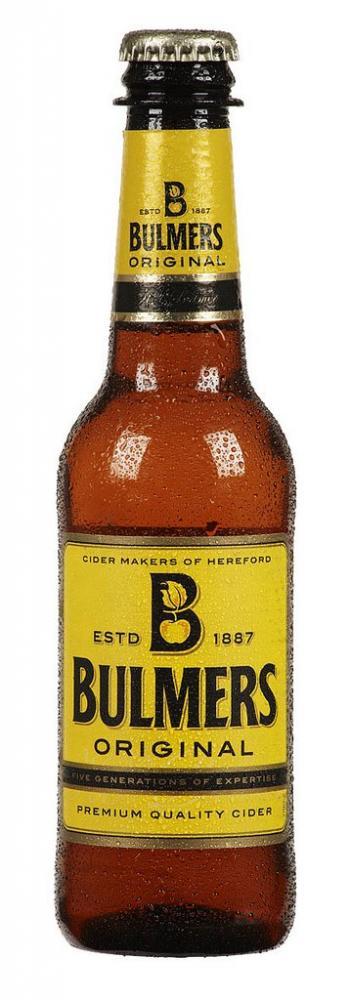 Bulmers Original Cider 330ml