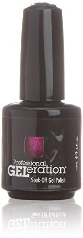 Jessica Geleration UV Gel Nail Polish Silk Sari 15ml