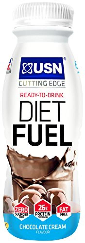 USN Ultralean Diet Fuel Shake Chocolate 330 ml