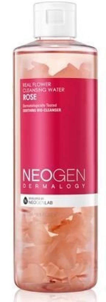NEOGEN Real Flower Cleansing Water Rose 300ml