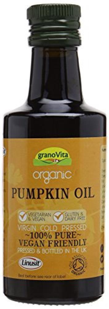 Grano Vita Organic Pumpkin Oil 260ml