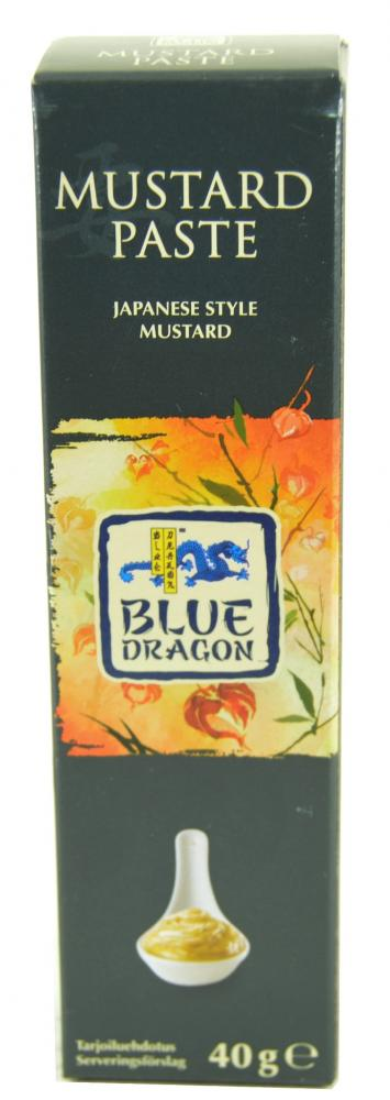 FURTHER REDUCTION  Blue Dragon Mustard Paste 40g
