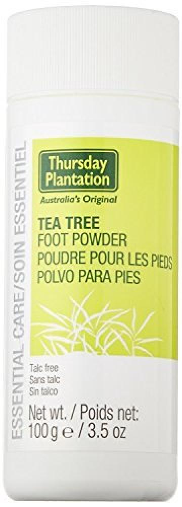 Natures Plus Thursday Plantation Tea tree Foot Powder 100g