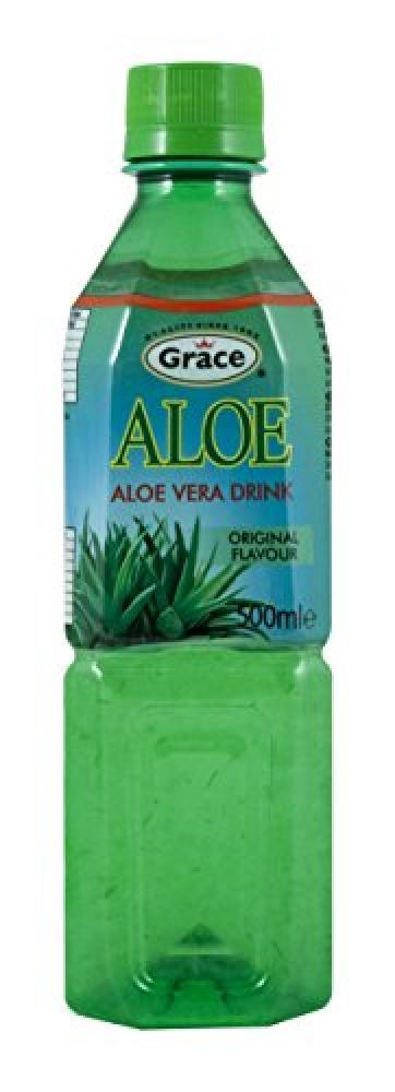 Grace Aloe Vera Drink 500 ml