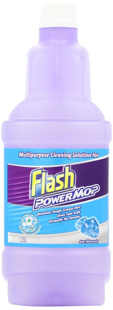 Flash Powermop Sea Minerals Liquid Refills 1250ml