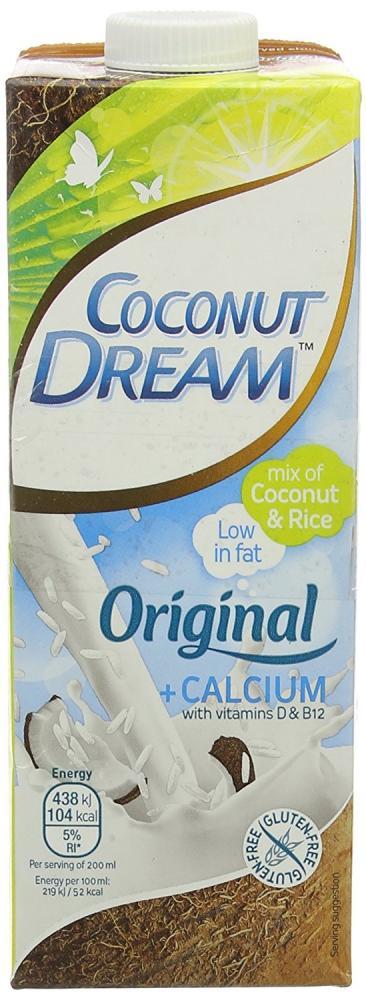Rice Dream Coconut Dream 1 Litre
