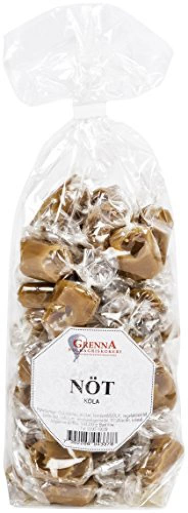 Grenna Polkagriskokeri Nut Toffees in Cellophane Bag 300 g