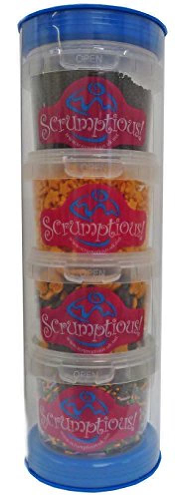 Scrumptious Sprinkles Sprinkle Caddy Halloween 200 g