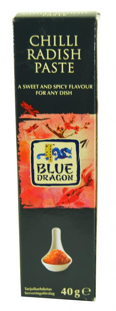 SALE  Blue Dragon Chilli Radish Paste 40g