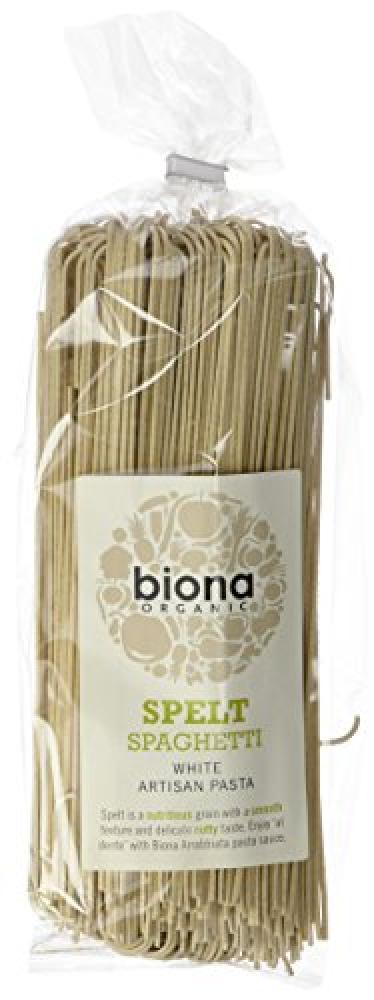 Biona Spelt Spaghetti White Organic 350 g