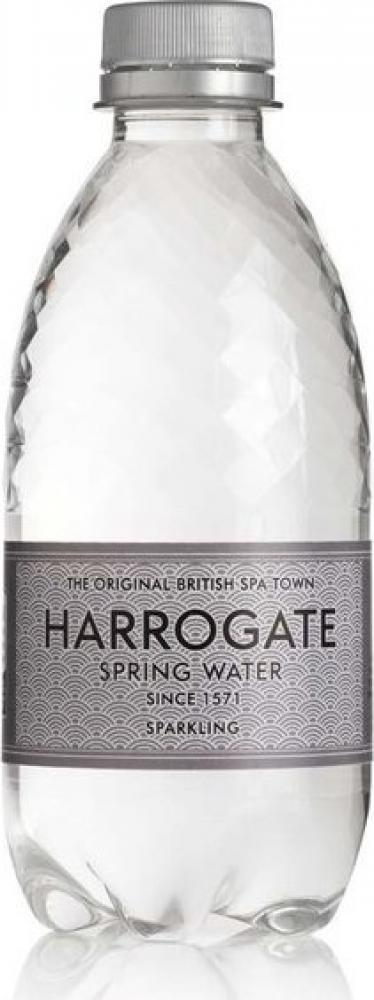 Harrogate Sparkling Spring Water 330ml