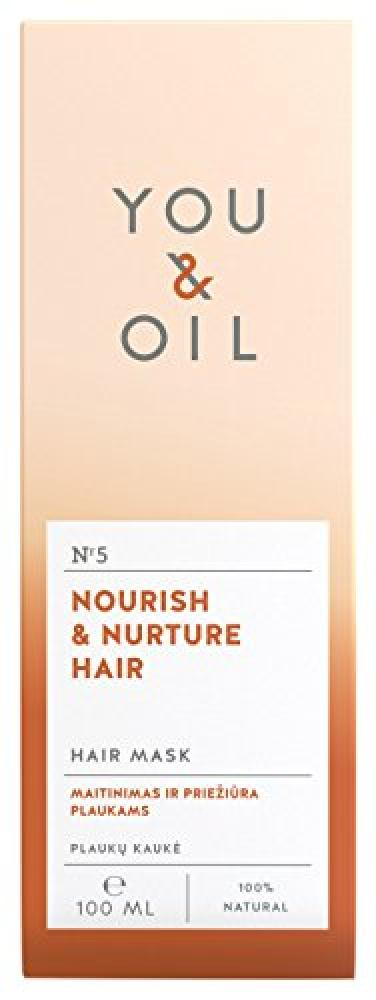 You And Oil Nourish and Nurture Hair 100ml