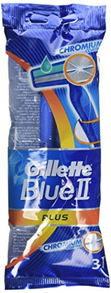 Gillette Blue II Plus Disposable Sensitive Razors