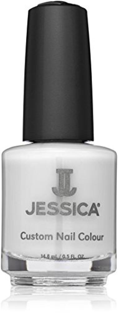 Jessica Jessica Top It Off Crackle Top Coat White Alligator 148 ml