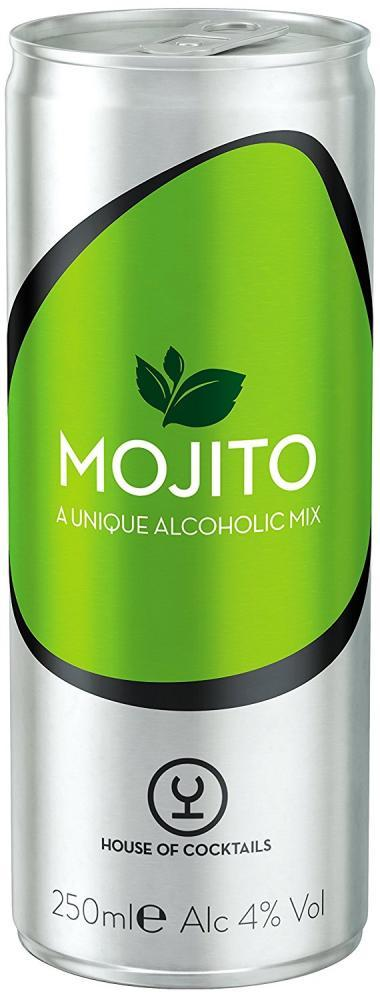 House Of Cocktails Mojito 250ml