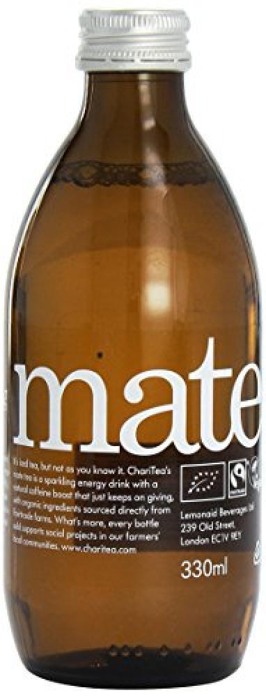 Charitea Sparkling Iced Mate Tea 330 ml