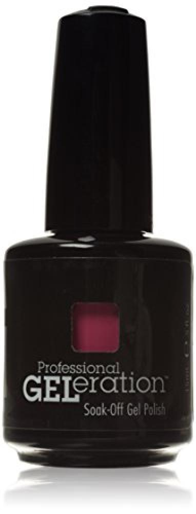 Jessica Geleration UV Gel Nail Polish Pink Cadilac 15ml