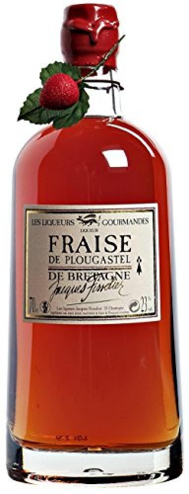 Fisselier Plougastel Strawberry Liqueur 70 cl