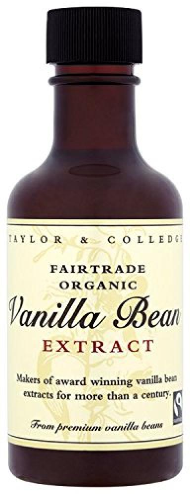 Taylor and Colledge Queen Vanilla Bean Extract 100 ml
