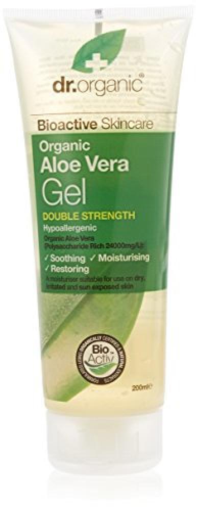 Dr Organic Aloe Vera Gel 200 ml
