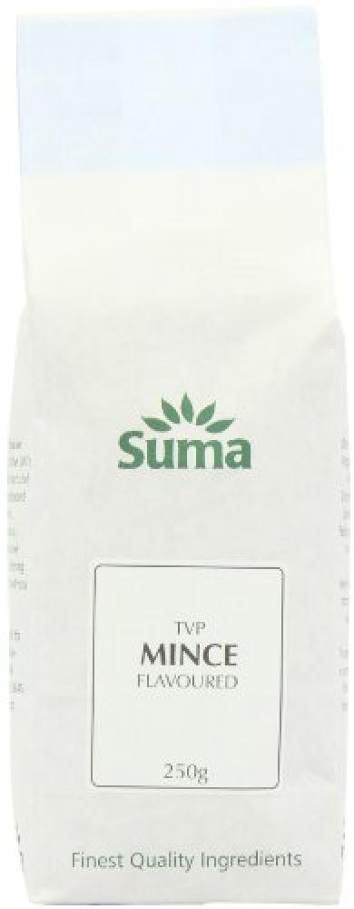 Suma TVP Flavoured Coloured Mince 250 g