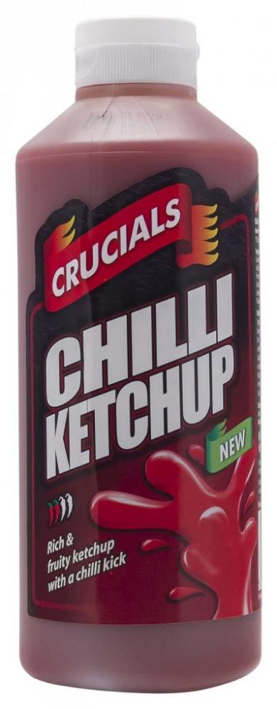 Crucials Chilli Ketchup 1 Litre